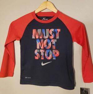 Nike boys shirt.